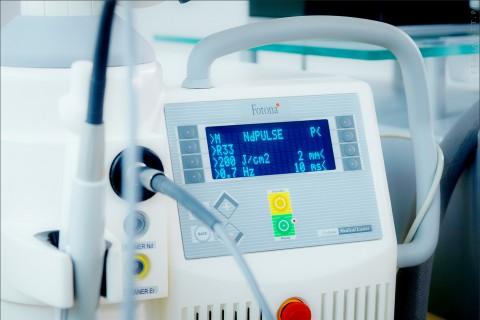 medycyna estetyczna lublin - laser frakcyjny Fotona