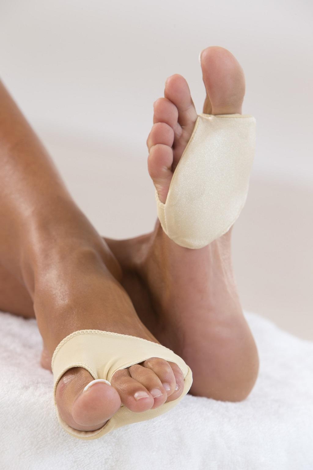 leczenie grzybicy paznokci u kobiety