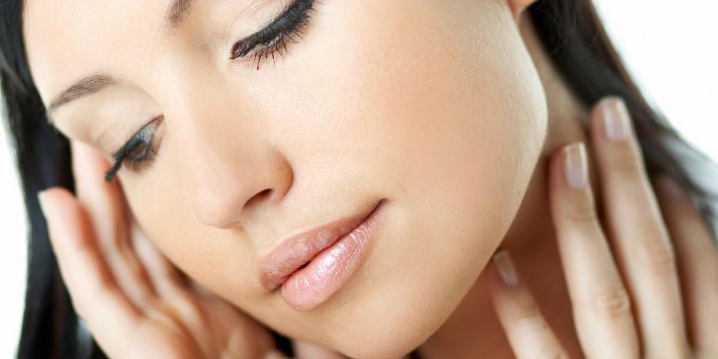 efekt działania lasera frakcyjnego fotona sp na twarzy kobiety