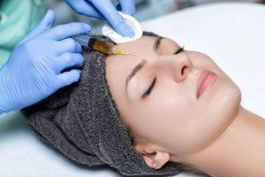 usuwanie zmarszczek w kosmetologii